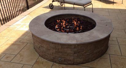 Fireplaces & Fire Pits Portfolio
